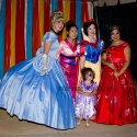 Princess parties, Central Valley & Central Coast, California