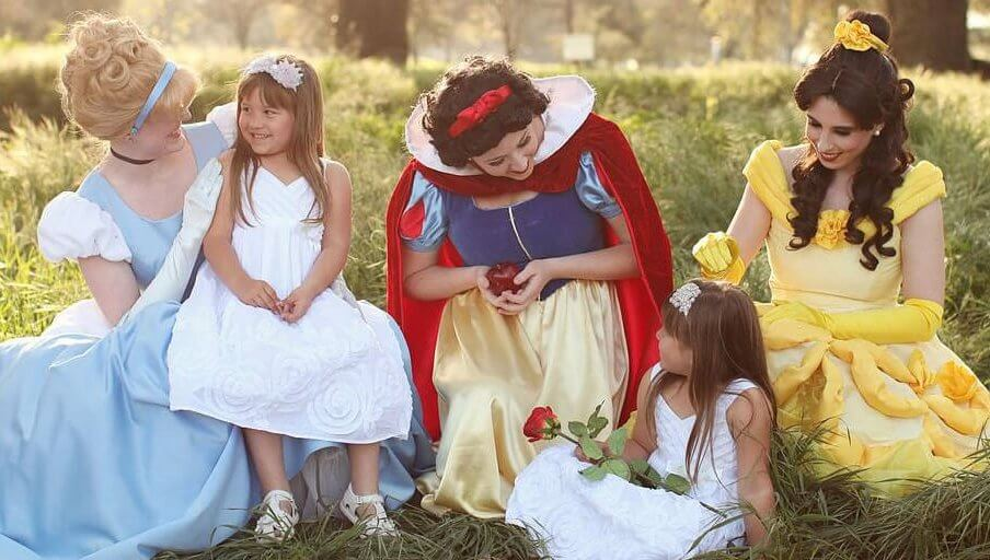 12 Reasons why 'A WISH YOUR HEART MAKES' is the #1 Company parents hire for children's events