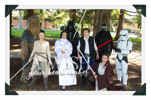 star wars birthday parties