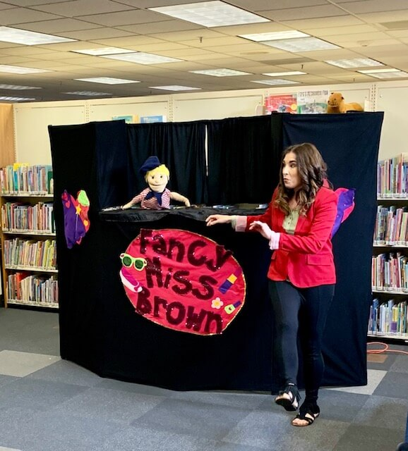 Miss Brown's Puppet Shows