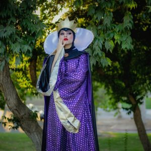 snow white evil stepmother